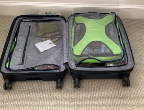 My (mostly) Comprehensive Guide to Packing
