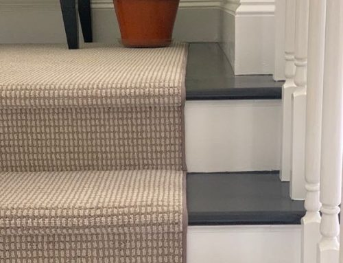 HOUSE RENOVATION: THE STAIRS